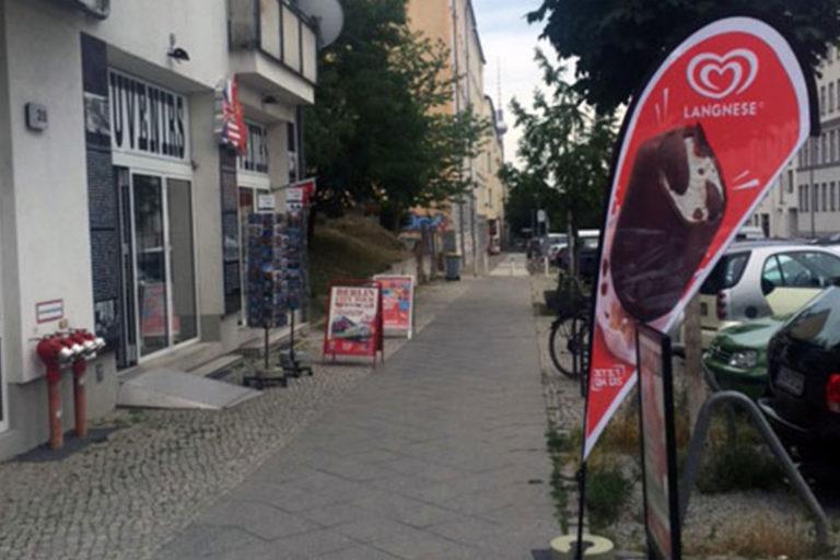 Es wird heiß, wir haben Eis – Neu in der Strelitzer Straße